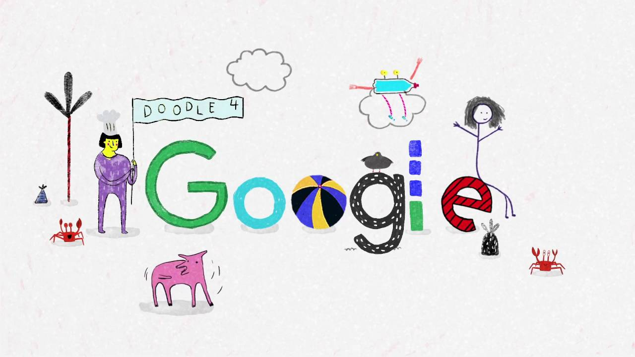 Doodle for Google - Share Your Imagination