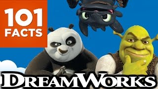 101 Facts About Dreamworks