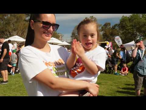 Ver vídeo StepUP! for Down syndrome