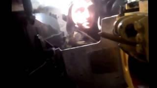 Внутри танка Т 64Б! Укр  танкисты стреляют! Новости Украины Сегодня