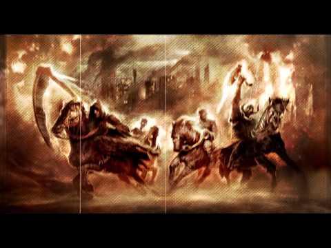 THE IV HORSEMEN OF APOCALYPSE