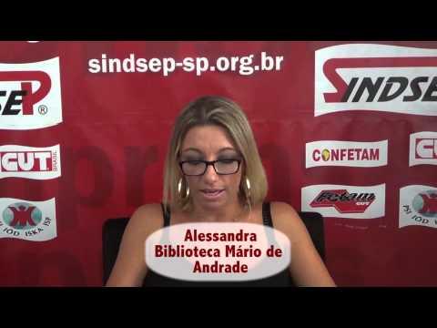 Alessandra - Biblioteca Mário de Andrade