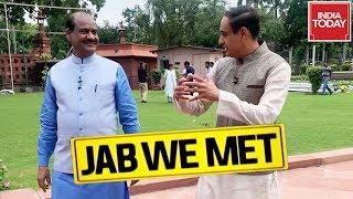 Lok Sabha Speaker, Om Birla Exclusive Interview With Rahul
