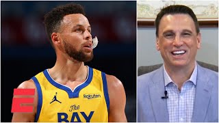 Steph Curry is the greatest shooter of all time - Tim Legler   KJZ