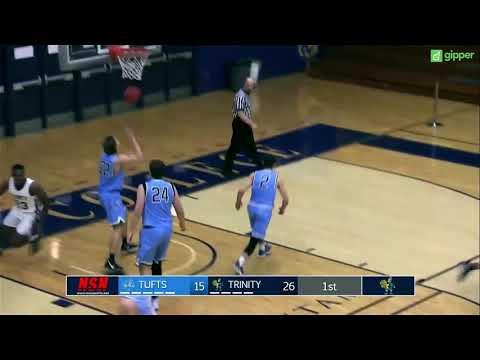 21fce3af987e ... Trinity Men s Basketball v. Tufts Highlights ~ 2 10 19 Feb 21
