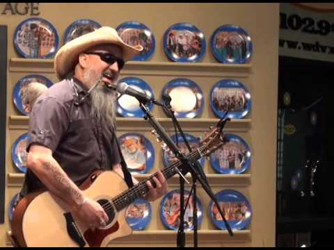 Long Black Stockings - A Man Called Bruce on the Blue Plate Special, WDVX-FM Knoxville, 4/12/13