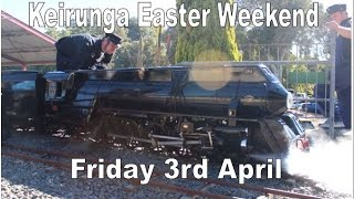 preview picture of video 'Keirunga Easter Weekend 2015 Friday 3rd April'