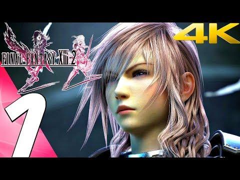 Gameplay de Final Fantasy XIII-2