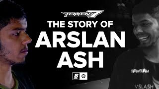 The Story of Arslan Ash