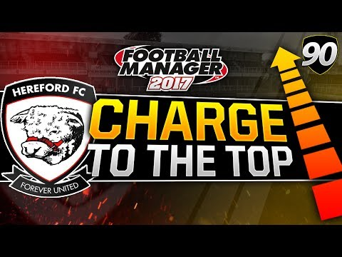 Charge to the Top - Episode 90: Season 11 Begins! | Football Manager 2017
