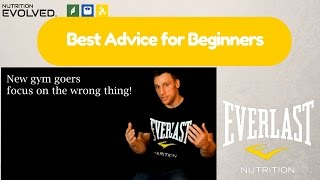 New to the Gym? The best advice that you will ever get!
