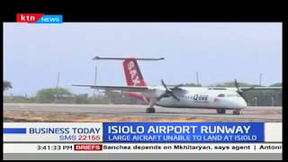 Isiolo County leaders urge KAA to fast track upgrading the Isiolo International Airport
