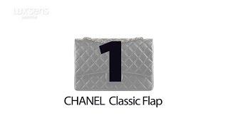 全球TOP25款名牌包包!1到10名你有多少个?