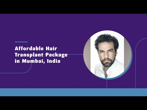 Affordable Hair Transplant Package in Mumbai, India