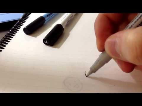 Correctable vs Dry Erase vs Non-Permanent