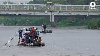 México en el exterior - Migración centroamericana: nuevo enfoque y nuevos retos