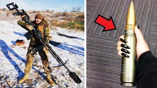 10 Most Dangerous Snipers in the World (HINDI)