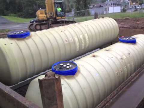 Petroleum storage tanks, underground storage tanks ...