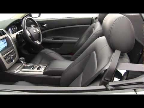 Jaguar XK Convertible review - What Car?