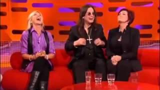 Ozzy Osbourne funny moments compilation.