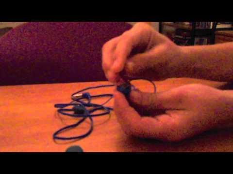 comment reparer des ecouteur d'ipod