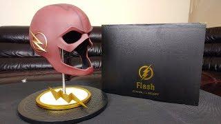 Flash Prop Replica Helmet by Taurus studios