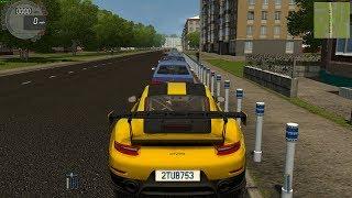 2018 Porsche 911GT2 RS  - City Car Driving