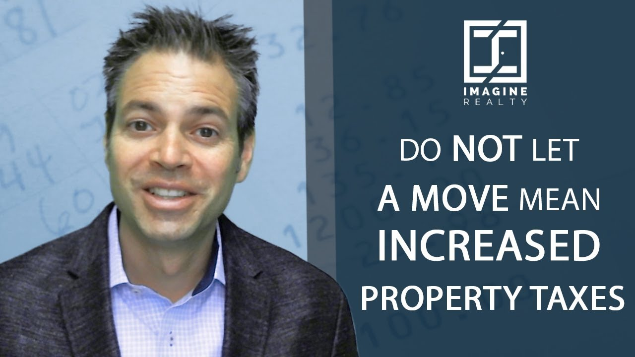 Can You Maintain Your Current Property Taxes When You Move?