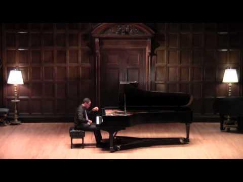 George Walker Piano Sonata No. 1