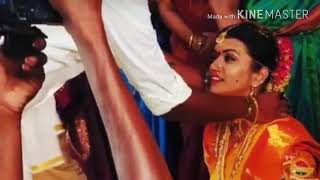 Raja Rani Serial Archana Wedding | Raja Rani Karthi dancing in Archana Marriage