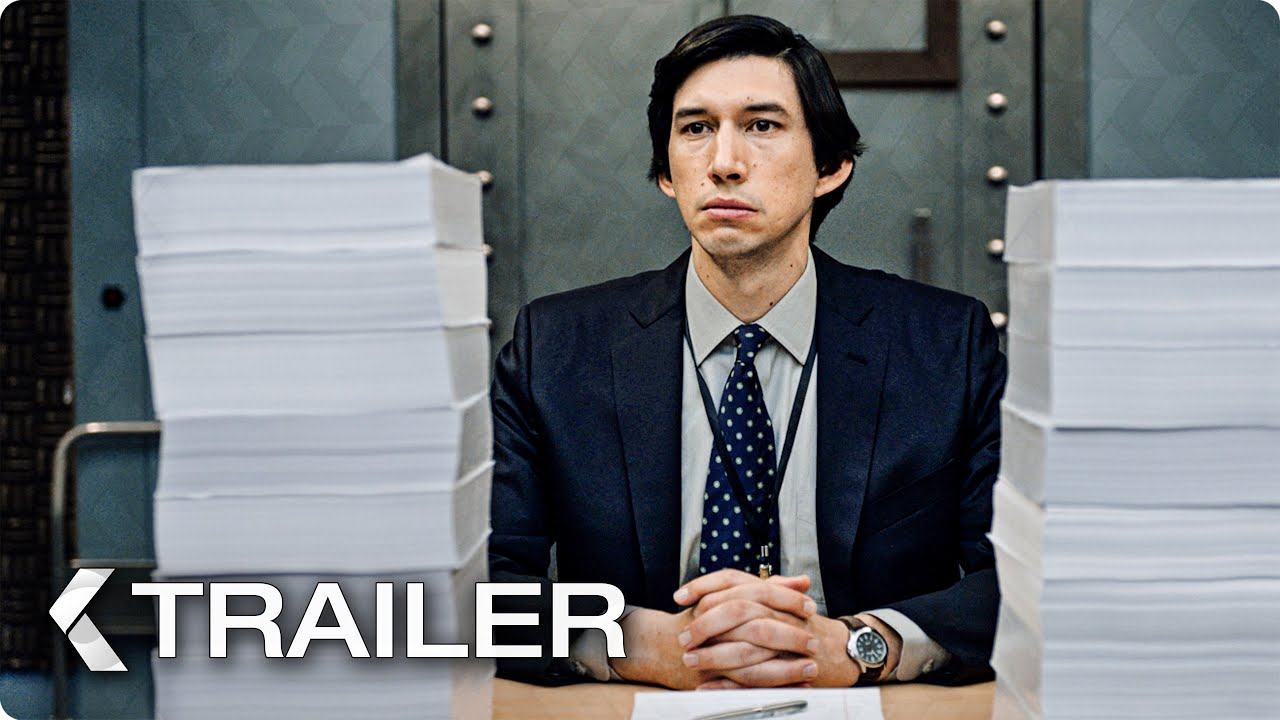 Second Trailer: The Report (2019) - Adam Driver, Annette Bening, Jon Hamm