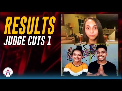 The RESULTS [Part 1]: The Judges Announce Who Made It To The Lives – Did They Get It Right?