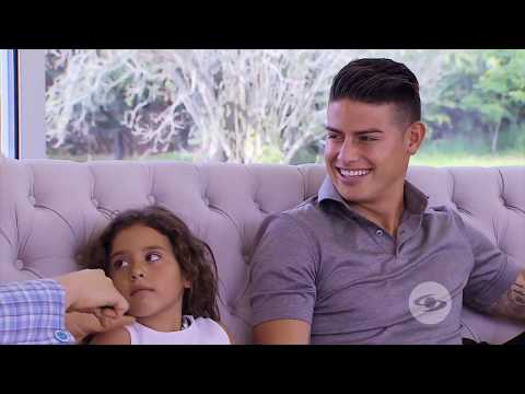 James rodriguez (parte 4) The Suso's Show Caracol TV