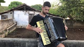 Gustavo Neves Tocando Músicas Do Trio Parada Dura Na Scandalli 4s