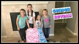 BABY GENDER REVEAL PARTY! | IT'S A...