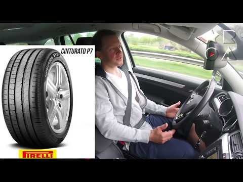 Pirelli Cinturato P7 Summer Tires review