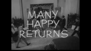 "End Credits for ""Many Happy Returns"""