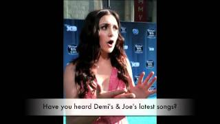 Элисон Стоунер, ALYSON STONER On DEMI LOVATO and JOE JONAS!