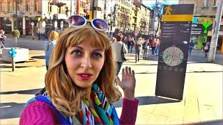 BULGARIA SOFIA 2019, Shopping And Restaurants, Main Street VITOSHA