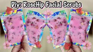 DIY: RoseHip Facial Scrub💕