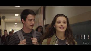 13 reasons why- hannahbaker -clay- Alec Benjamin - Annabelle's Homework mash song