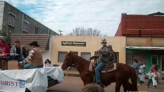 antlers parade