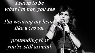 The Great Pretender  FREDDIE MERCURY (with lyrics)