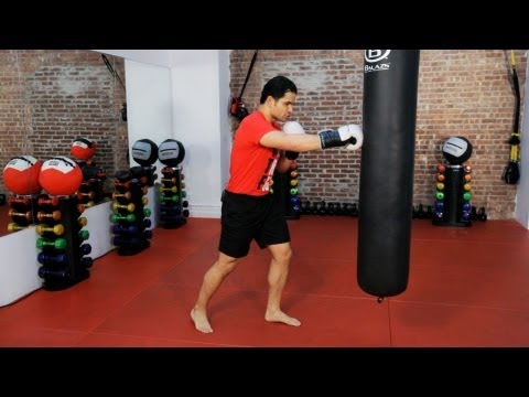 How to Do the 3 Best Combos | Kickboxing Lessons - YouTube