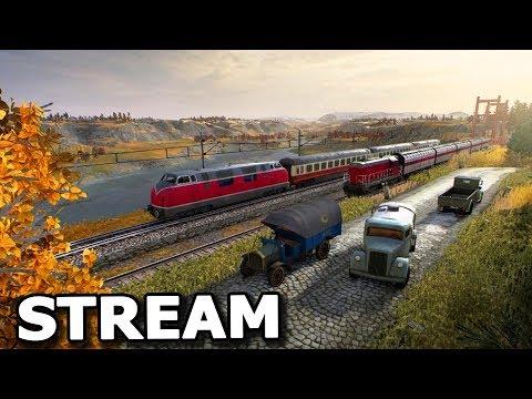 [PPP] Sterakovo vlakové impérium postupuje do další ÉRY!
