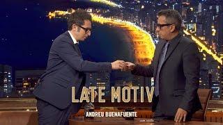 """LATE MOTIV - Berto Romero. """"Felación Pura""""   #LateMotiv233"""