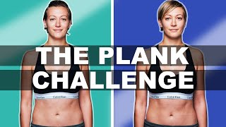We Did Planks Every Day For 30 Days