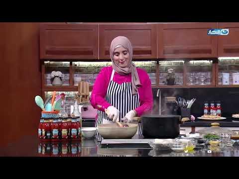 مفاجأة لكل عشاق الطواجن .. اطبخي بنفسك ((طاجن يخني باللحم)) مع الشيف مروة الشافعي