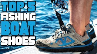 Best Boat Shoes For Fishing Review In 2020 | Best Budget Fishing Boat Shoes