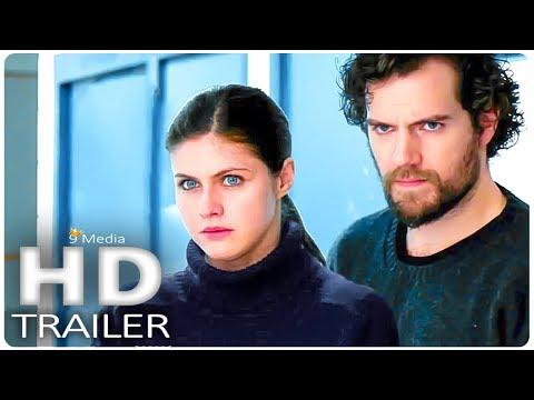 Nomis Trailer Starring Alexandra Daddario and Henry Cavill